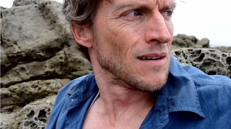"Gideon Emery plays a surgeon and amateur drug dealer in Billy Hanson's short film ""Survivor Type,"" based on a Stephen King short story."