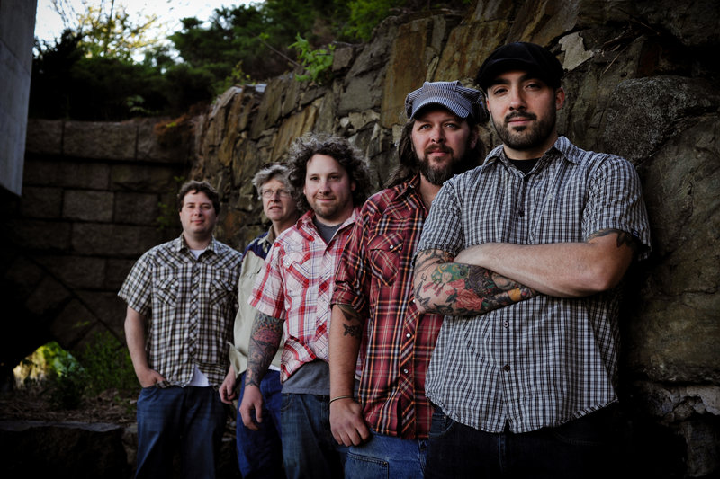 Dark Hollow Bottling Company will perform live on Record Store Day at Bull Moose stores in Maine.