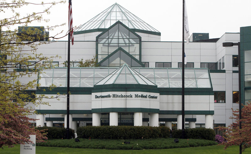 The Dartmouth-Hitchcock Medical Center in Lebanon, N.H., plans to construct a $116.5 million medical research center. Officials say they expect to break ground by June.
