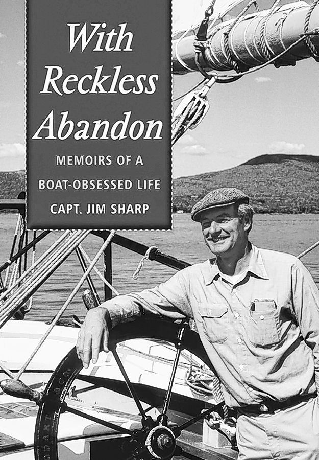Jim Sharp will share his experiences on the sea and talk about the Sail, Power and Steam Museum during his talk Thursday at the Union Masonic Lodge in the town of Union.