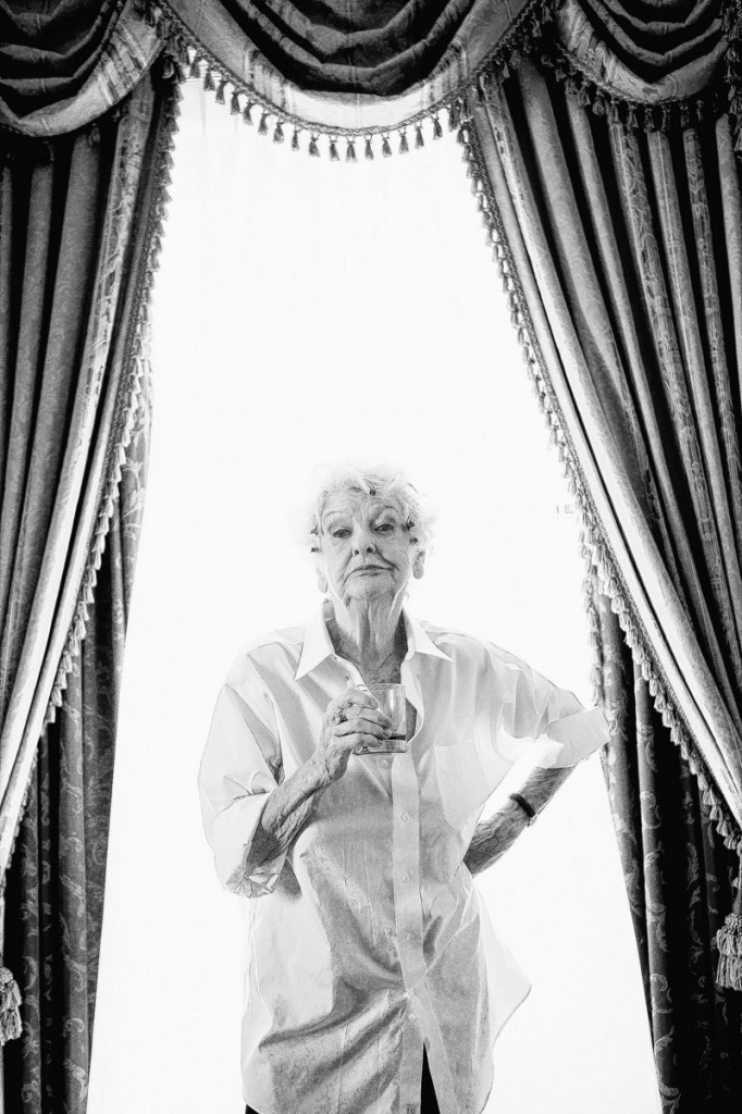 Feisty as ever at age 88, Broadway's Elaine Stritch is portrayed in a new documentary.