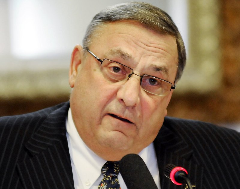 The only instruction that Gov. LePage should be giving to the state employees who decide unemployment appeals is to apply the pertinent law to the facts of the case.