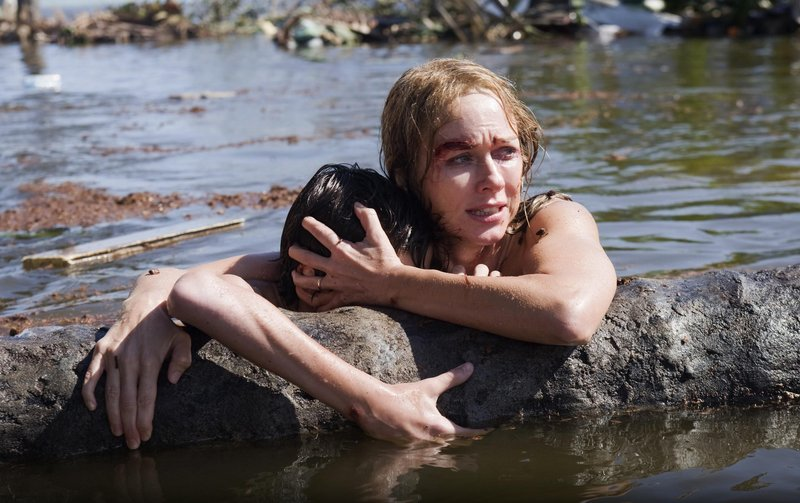 "Naomi Watts in ""The Impossible."""