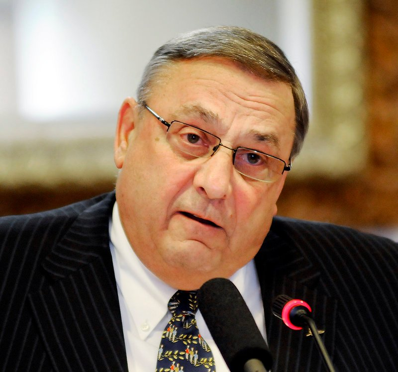 "Portland Press Herald coverage of concerns over Gov. LePage's role in state unemployment appeals hearings is part of a pattern that shows the newspaper's ""palpable and unseemly"" disdain for the governor, a reader says."