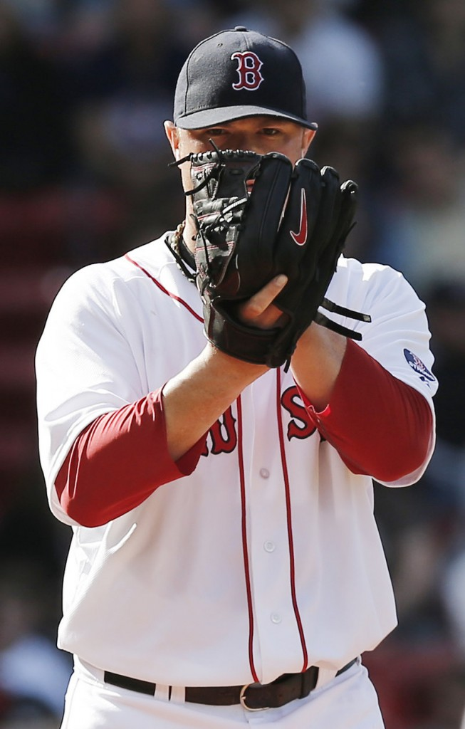 Jon Lester wasn't his sharpest Wednesday, but still improved to 4-0 as the Red Sox held off the Athletics, 6-5.