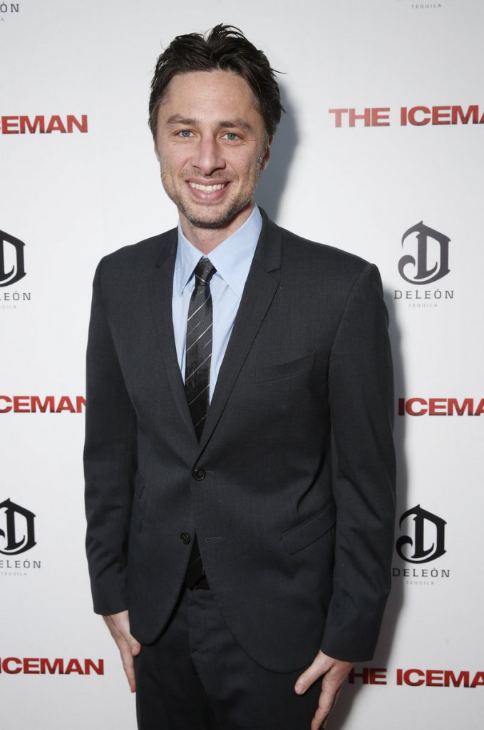 "Zach Braff raises $2 million in three days to fund his follow-up movie to ""Garden State."""