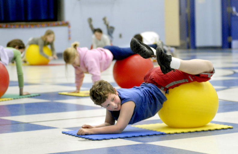 Gov. LePage has signed a bill requiring 30 minutes of physical activity each day for elementary school children.