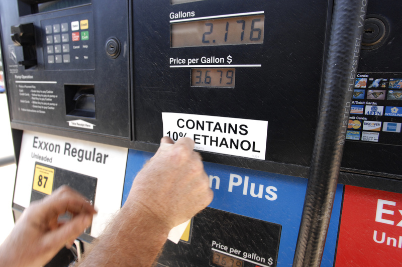 The Maine Senate rejected a bill Wednesday that could eventually ban the use of the additive ethanol in motor fuel.