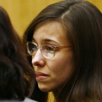 Jodi Arias reacts in court in Phoenix on May 8 after she was found guilty of first-degree murder in the gruesome killing of her one-time boyfriend, Travis Alexander.