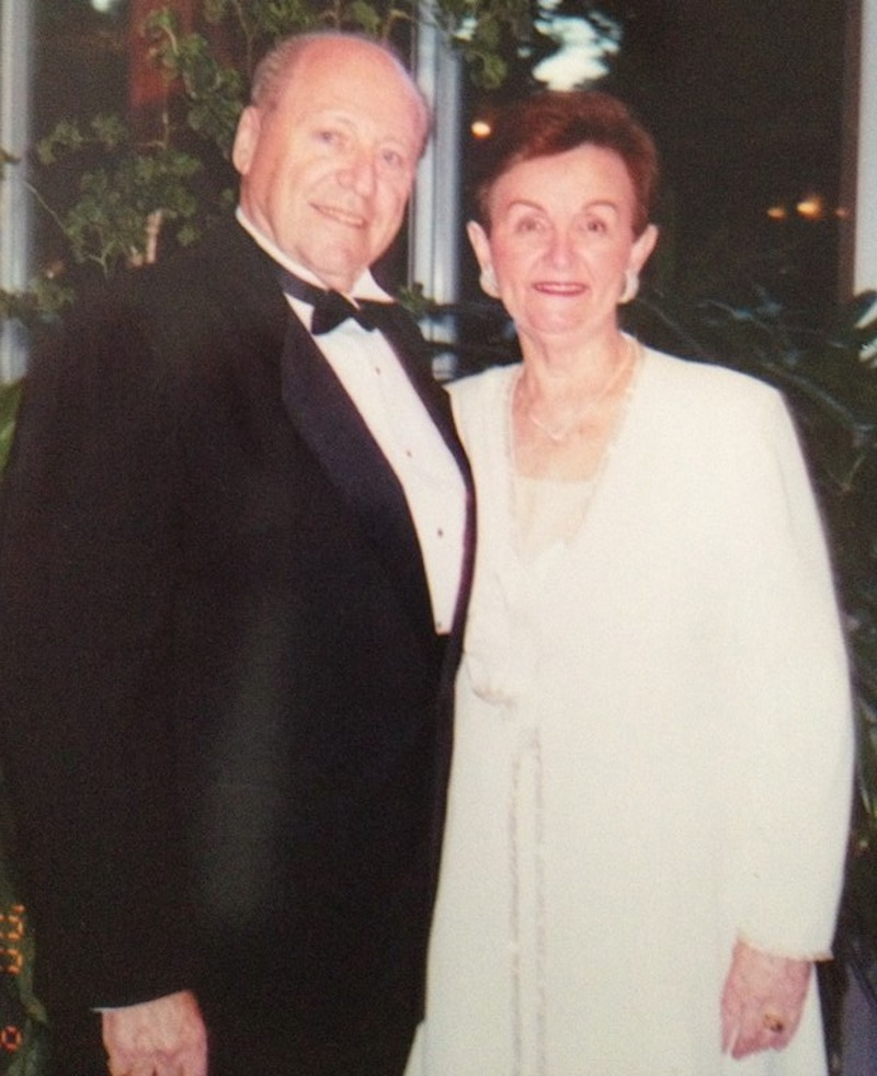 Murray and Shirley Rosen