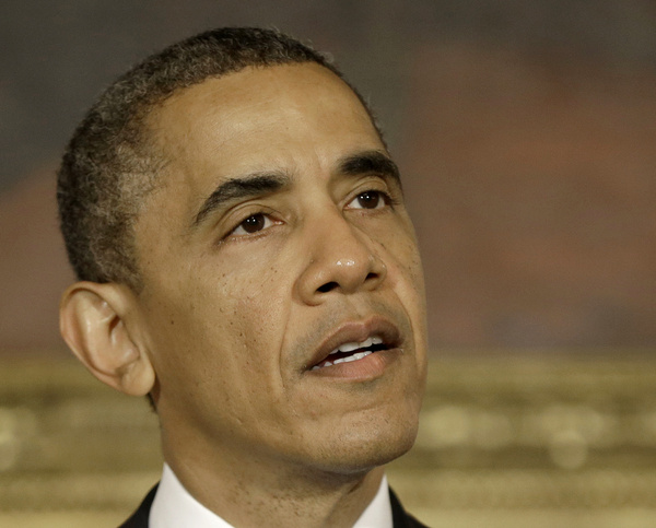 President Obama will make a national security speech Thursday.