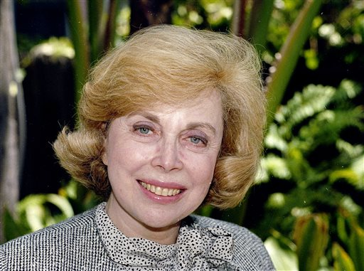 "Dr. Joyce Brothers In a Sept. 1, 1987, publicity photo for her upcoming television series, ""The Psychology Behind the News."""