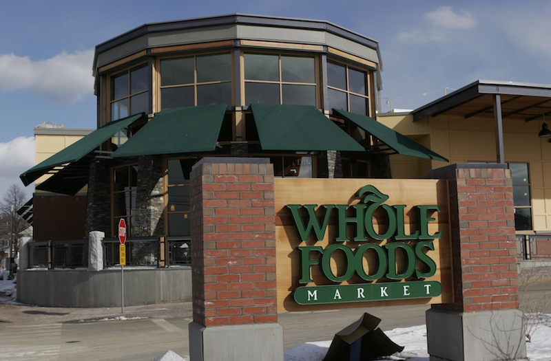 The Somerset Tap House is set to open Tuesday in the Whole Foods store in Portland. It will be the chain's first in-store restaurant with a hostess and wait staff.