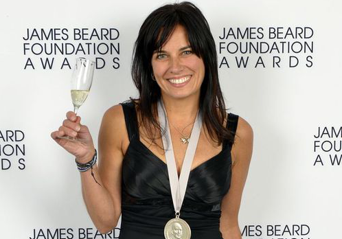 Melissa Kelly, chef/owner at Primo in Rockland, was named Best Chef: Northeast at the James Beard Foundation awards in New York Monday night.