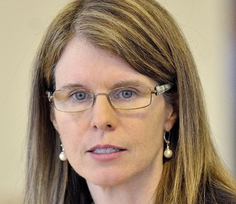 Mary Mayhew, commissioner of the Maine Department of Health and Human Services, says her department will run out of money in three weeks if a new budget isn't approved.