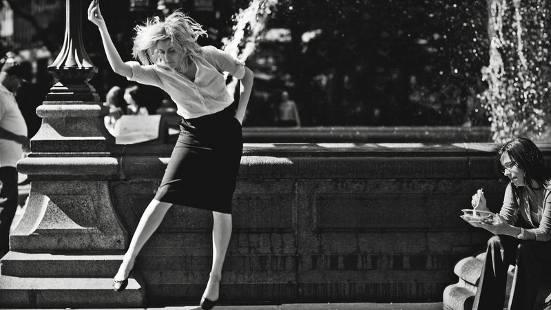 "Greta Gerwig in ""Frances Ha,"" a comedy from director Noah Baumbach."