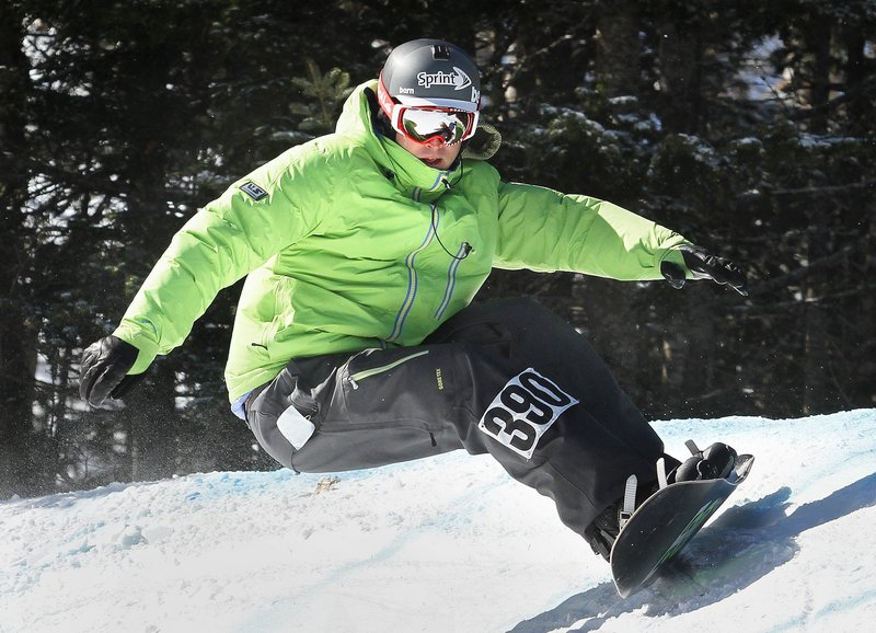 Seth Wescott is planning to recover from knee surgery in time for the Olympics next February in Russia. He already has two Olympic gold medals in snowboardcross.
