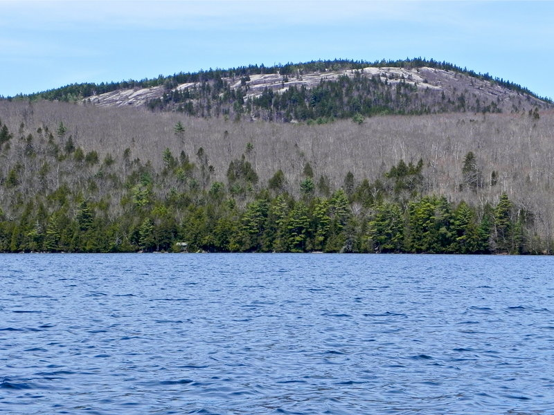 """The open ledges of Great Pond Mountain will elicit """"wows"""" from any adventurers with an appreciation of the rugged and rural beauty of the Pine Tree State."""