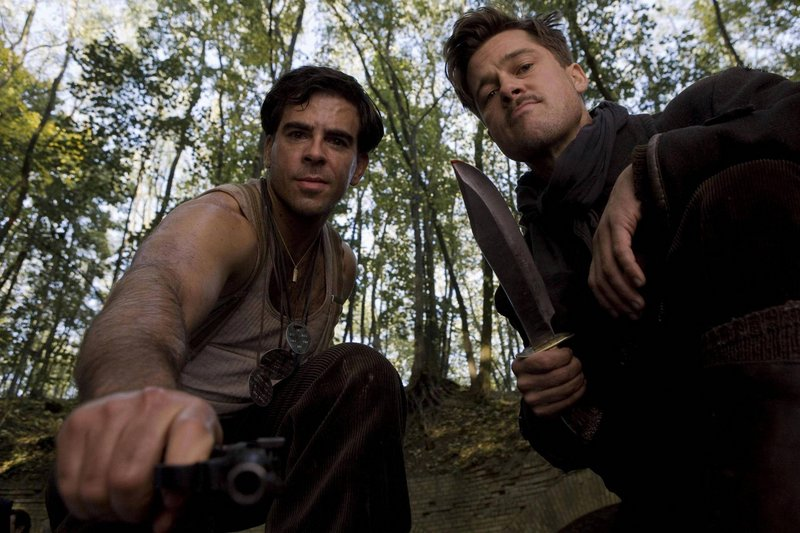 "Bender has producing credits on the Quentin Tarantino film ""Inglourious Basterds"" (with Eli Roth and Brad Pitt)."