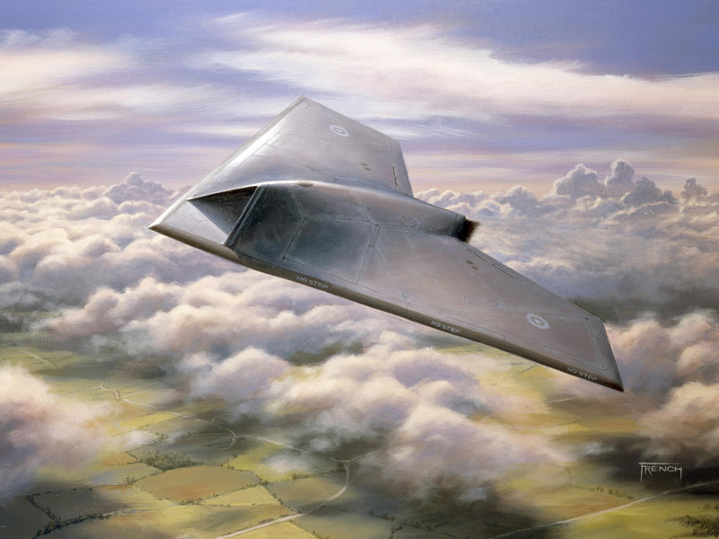 This artist's rendering shows a Taranis aircraft, which is designed to fly and kill targets without oversight from a human being. A new U.N. report objects to the systems.