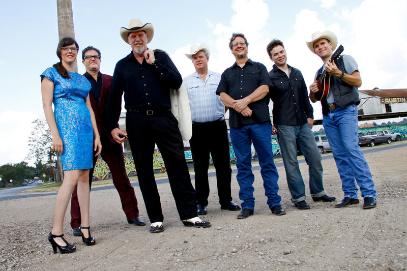 The country outfit Asleep at the Wheel has two shows in Maine this weekend: At the Kents Hill School on Friday and Stone Mountain Arts Center in Brownfield on Saturday.