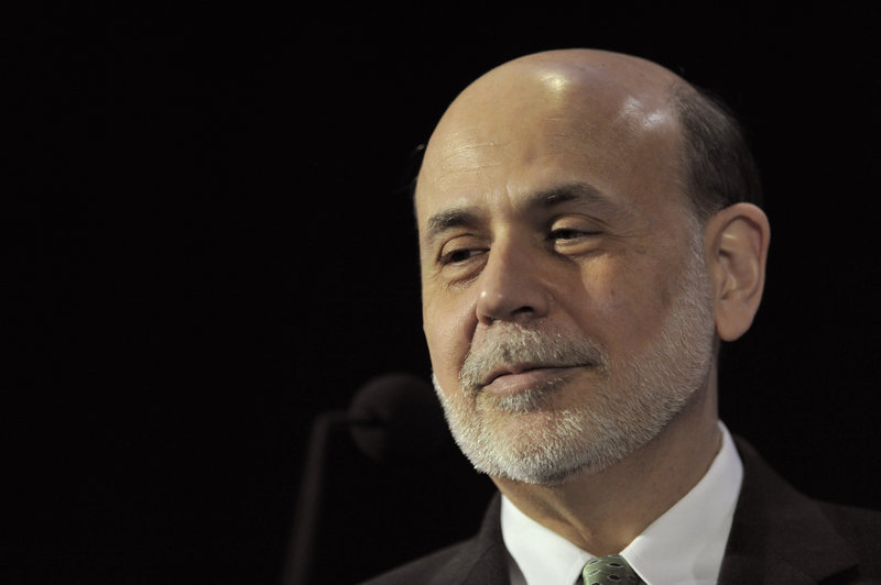 "Ben Bernanke, chairman. Federal Reserve: ""Our financial system – despite significant healing over the past four years – continues to struggle with the economic, legal and reputational consequences of the events of 2007 to 2009."""