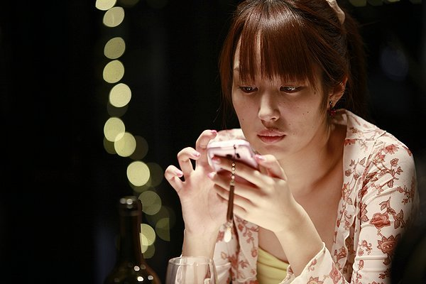 "Rin Takanashi in ""Like Someone in Love,"" showing at the Portland Museum of Art this weekend."