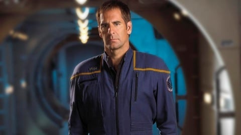 Scott Bakula as Capt. Jonathan Archer