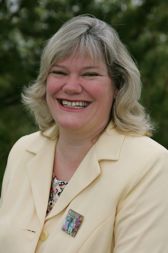 In this 2005 file photo, Suzanne Joyce.