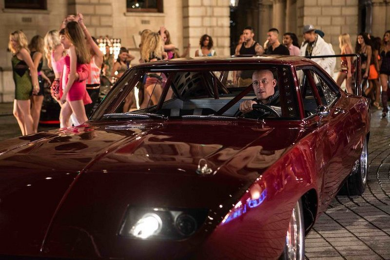 "Vin Diesel is back as Dom in ""Fast & Furious 6."""