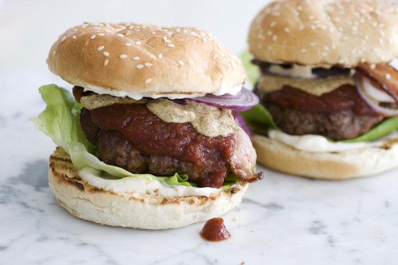 Could this be the perfect backyard burger? Could be …