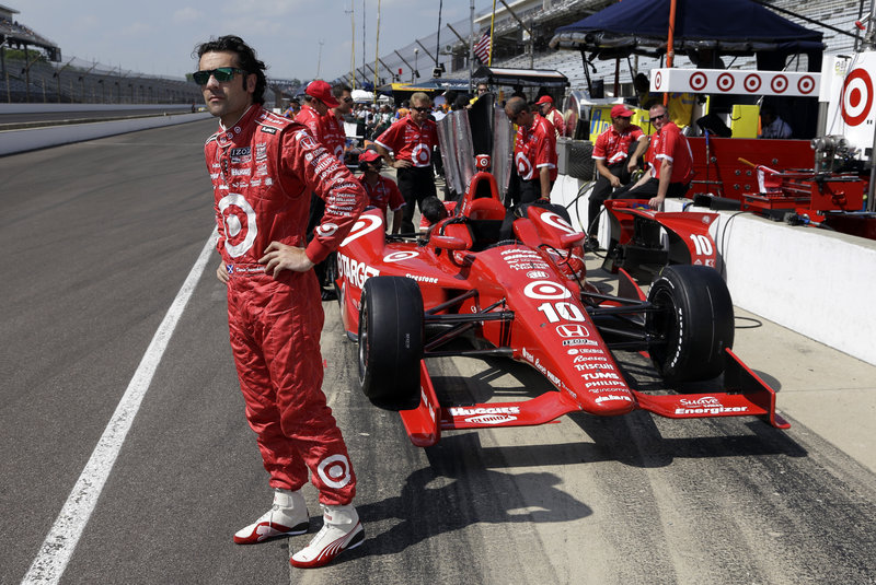 Dario Franchitti overcame Takuma Sato and Scott Dixon in a wild scramble to the finish of last year's Indy 500, and said he won't be surprised if this year's race has similar dramatics.