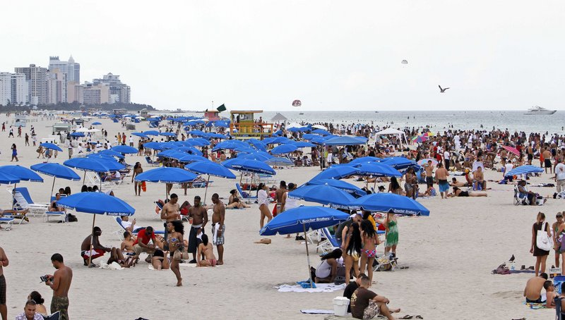 For those who live relatively close, a day at the beach may be one of the cheaper options for recreation this summer.