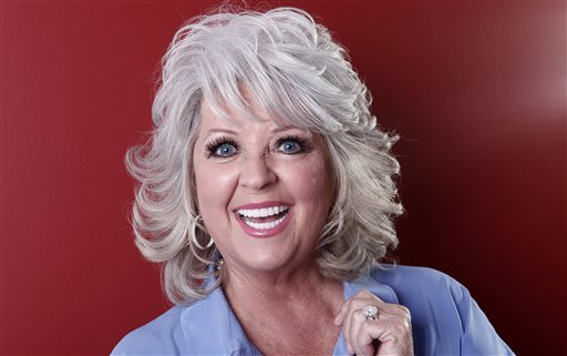 Celebrity chef Paula Deen poses for a portrait in New York in January 2012. It was revealed that Deen admitted during questioning in a lawsuit that she had slurred blacks in the past.