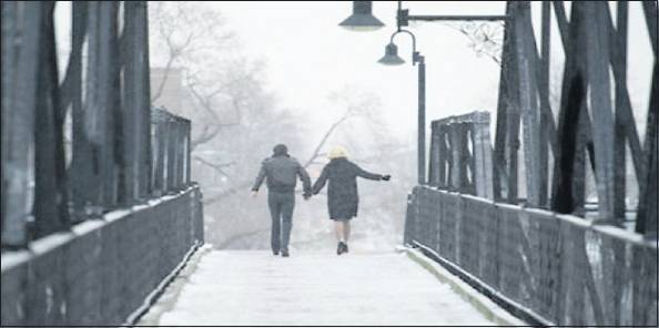 """Actress Sarah Polley turns the camera on herself and her family in the documentary """"Stories We Tell."""""""