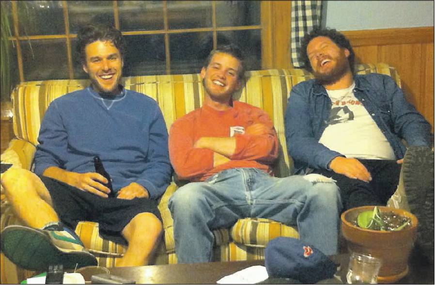 Whale Oil has a CD-release show on Friday at Port City Music Hall in Portland.