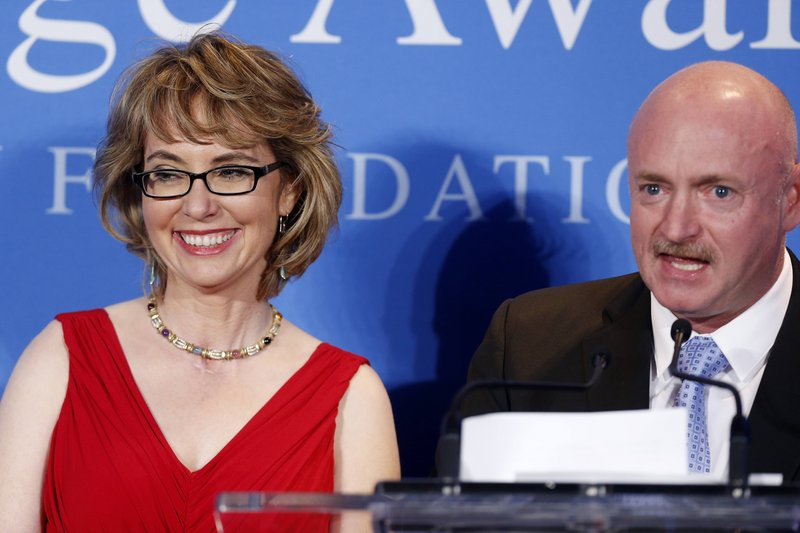 "Former Congresswoman Gabby Giffords and her husband Mark Kelly will be visiting Maine as part of the couple's ""Rights and Responsibilities Tour"" during the July 4th congressional recess."