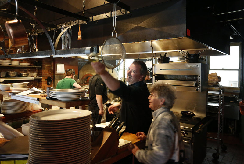 Portland\'s hardest-working chef piles more on his plate - Portland ...
