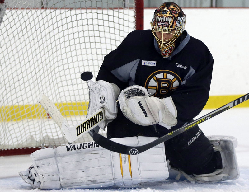 Tuukka Rask excelled against the Rangers, but he'll face a much tougher test against Sid Crosby, Evgeni Malkin, Jarome Iginla etc.