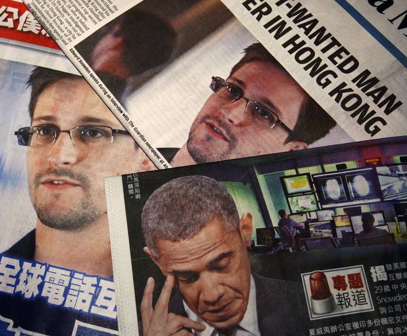 Edward Snowden, is front-page news around the world after he admitted leaking top-secret National Security Agency information about extensive U.S. surveillance programs.