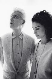 David Byrne and St. Vincent are in Portland on Friday.