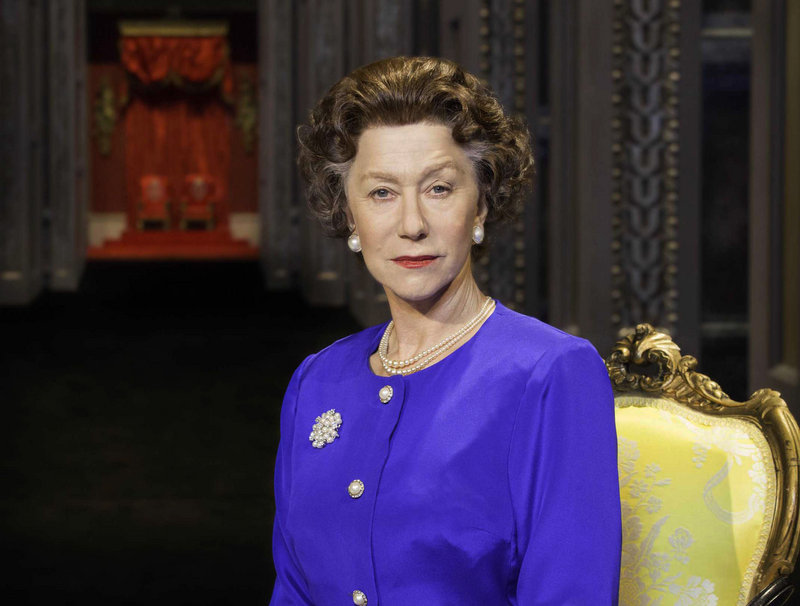 Helen Mirren played Queen Elizabeth II for a global audience of about 110,000 people last week.