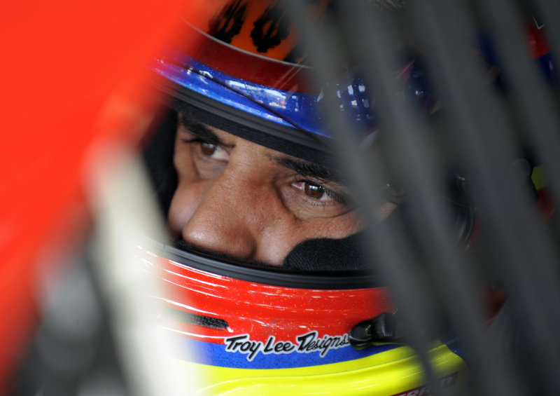 Juan Pablo Montoya has a history of success on Sonoma Raceway's road course, including a win in 2007.