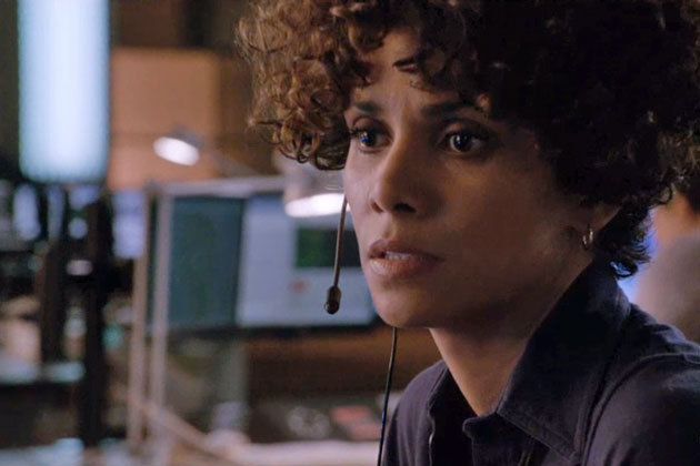 "Halle Berry in ""The Call."""