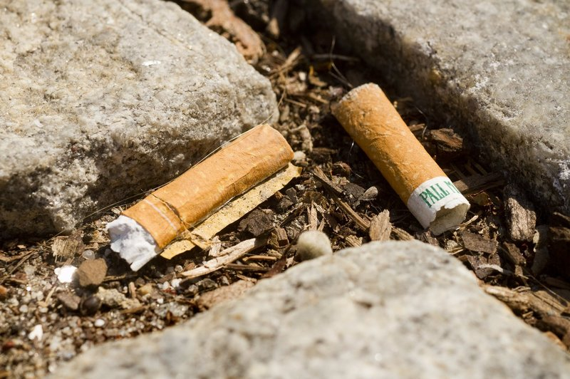 The Portland City Council passed an ordinance on Monday night making it illegal to discard cigarette butts on the ground. Offenders could face a $100 fine.