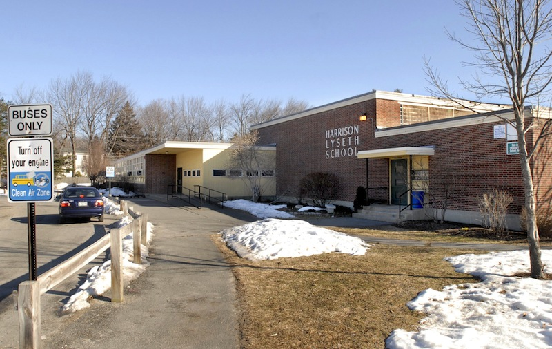 This March 2009 file photo shows Lyseth Elementary Schoo in Portland. Three city elementary schools, including Lyseth, will have to wait until June 2014 before before residents can vote on $40 million in building improvements that school administrators and parents say are desperately needed right now.