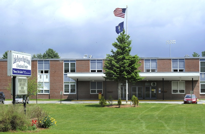 In this 2010 file photo, Lake Region High School.