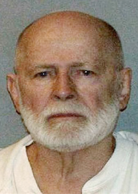 """Reputed Boston mob boss James """"Whitey"""" Bulger was one of the FBI's Most Wanted for more than a decade. His trial started on June 12, 2013, in Boston."""