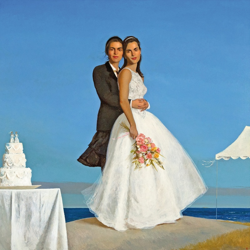 """""""The Big Day"""" by Bo Bartlett"""