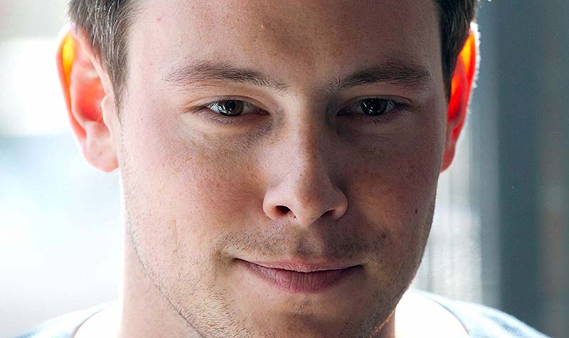 """Cory Monteith, star of the hit show """"Glee"""", was found dead in his hotel room Saturday in Vancouver, British Columbia. He was 31. CANADA;CANADIAN;BRITISH COLUMBIA;B.C.;VANCOUVER"""
